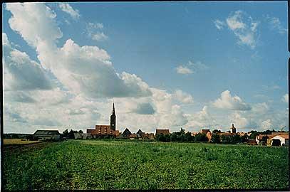 Wolframs-Eschenbach, Foto: © Albrecht Schinnerer