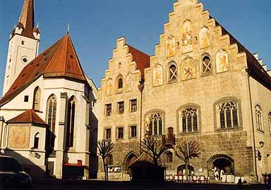 Rathaus, Foto: ©BR