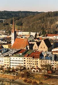 Wasserburg, Foto: ©BR